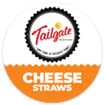 Tailgate Cheese Straws